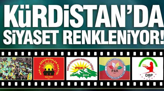 Kürdistan'da KCK kötü, diğer Kürt muhalefeti iyi mi?
