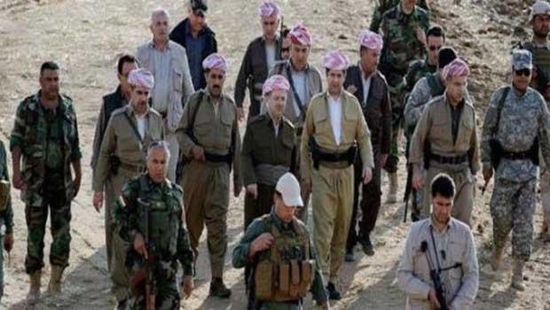 Barzani cephedeyken IŞİD'le göz mesafesindeydik