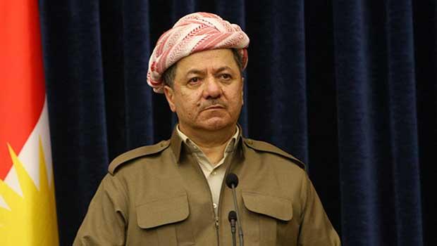 Baskan Barzani:  Bu kadar şehidi  'Kürdistan parçalansın' diye vermedik.