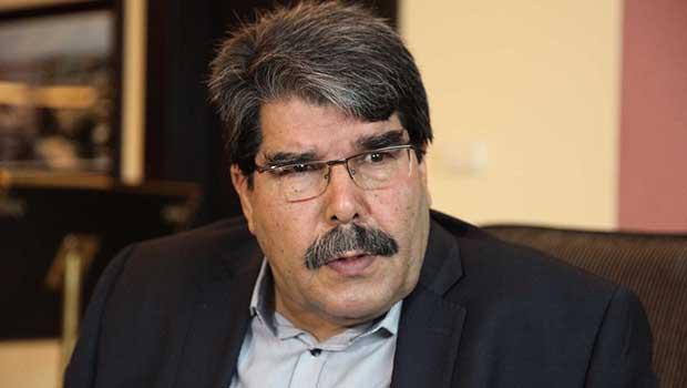 Müslim'den sürpriz iddia: Kobane'ye silahları KYB gönderdi
