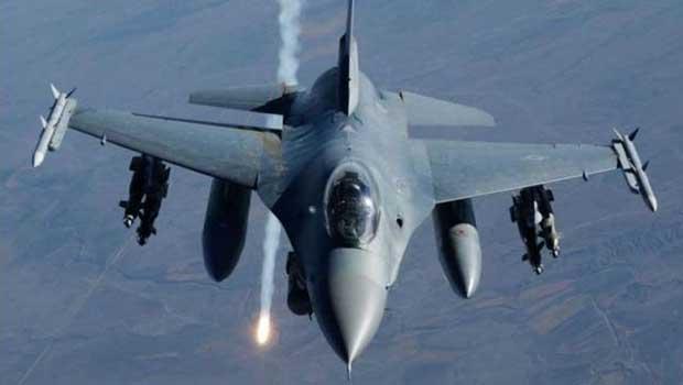 F-16'ların yönetimi Kürt Pilotlarda